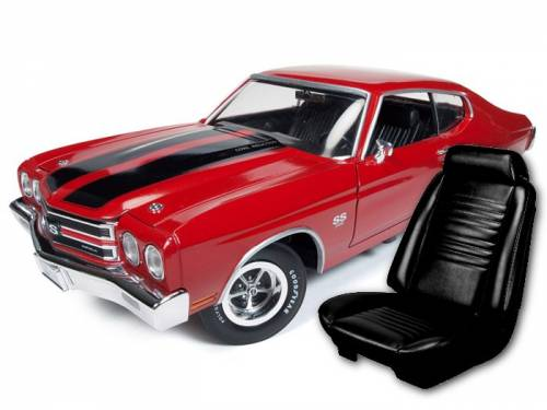 Seats & Upholstery  - Chevelle/El Camino