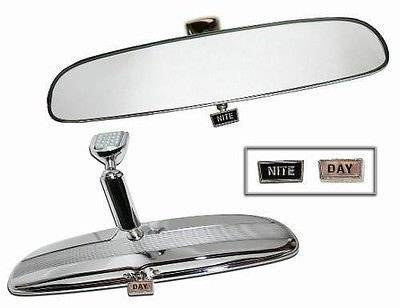 Interior Accessories - Rear View Mirrors