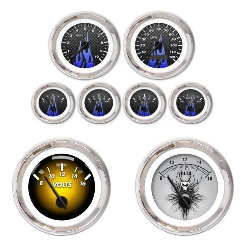Interior Accessories - Gauges