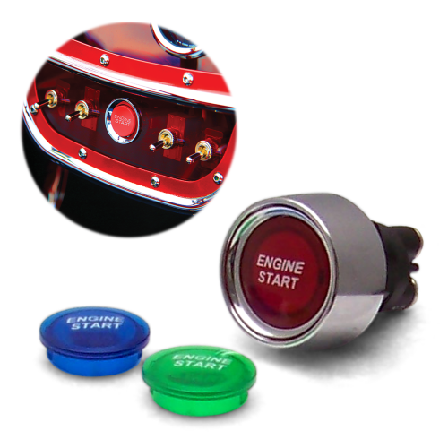 Interior Accessories - Push Button Engine Start Kits