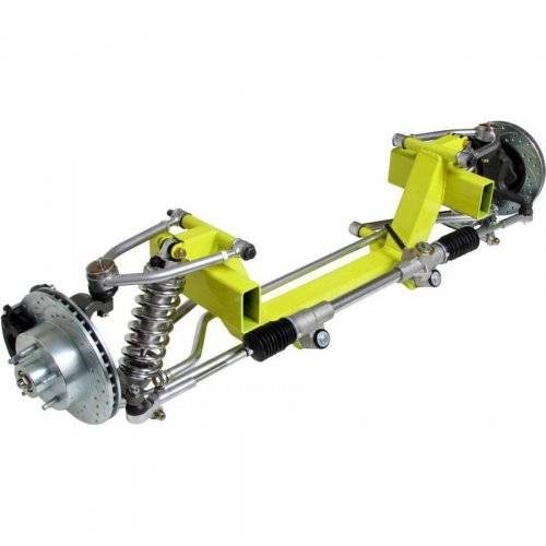 Steering & Suspension - Rear Suspension