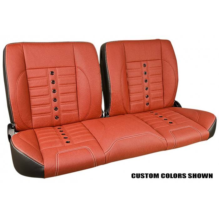 Bolstered Seats Cars