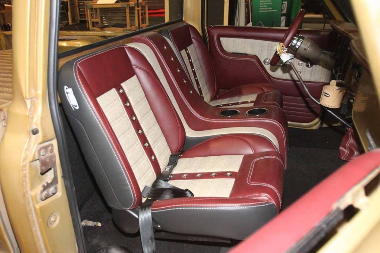 Ford Racing Parts >> Photo Gallery - Custom TMI Interiors