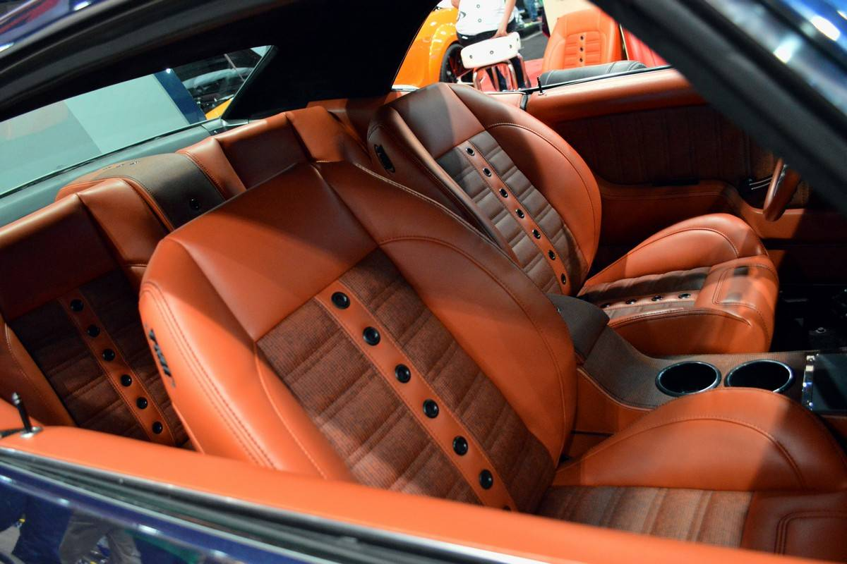 Restore A Muscle Car >> Photo Gallery - Custom TMI Interiors