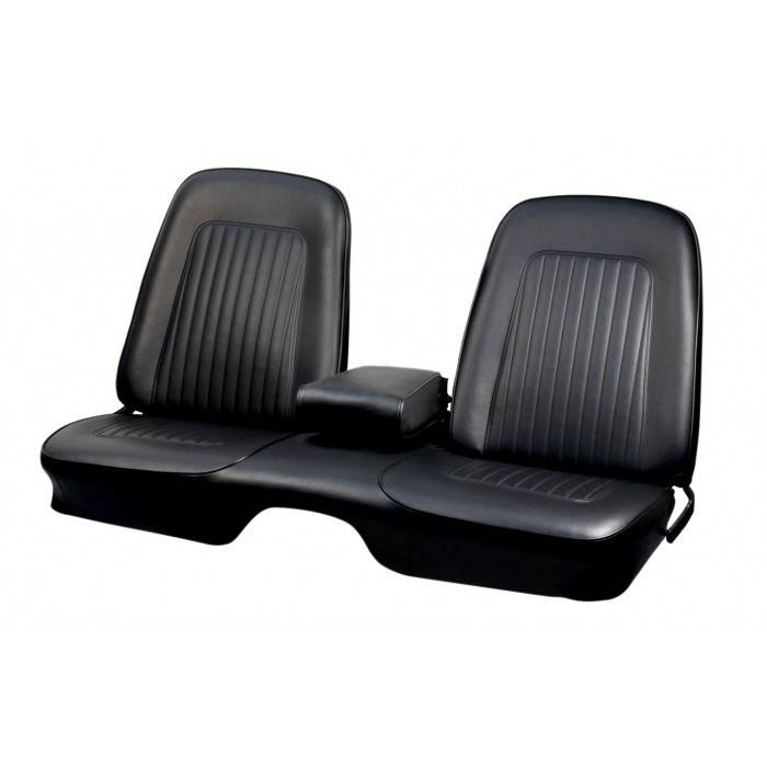 1967 1968 Camaro Coupe Convertible Front Bench Seat