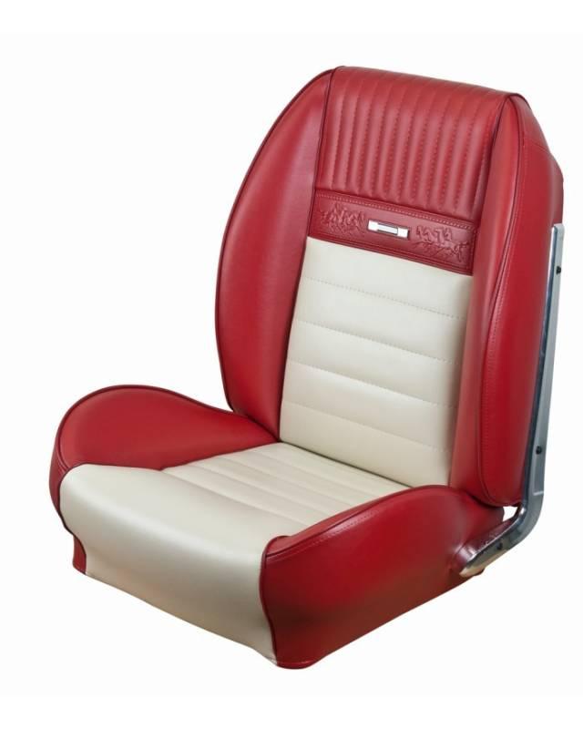 Tremendous Deluxe Pony Sport Seat Ii Upholstery For 1964 1 2 1966 Ibusinesslaw Wood Chair Design Ideas Ibusinesslaworg