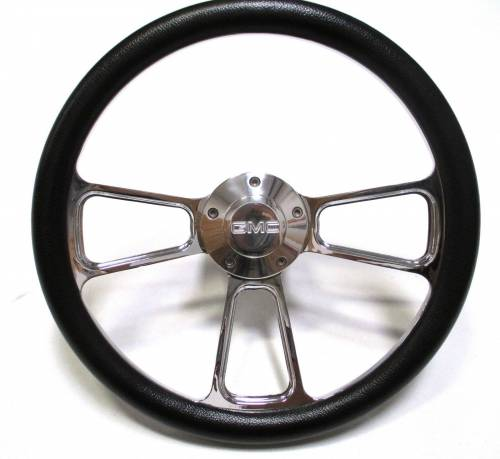 "14"" Vinyl Half Wrap Steering Wheels - Vinyl Steering Wheel Kits"
