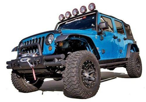 Offroad - Fenders and Flares