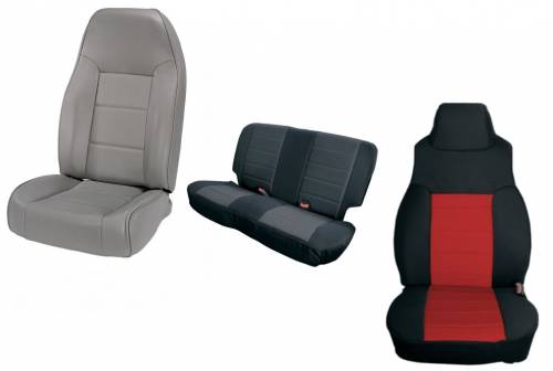 Offroad - Seats & Upholstery