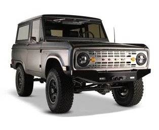 Grilles and Inserts - Bronco Grilles
