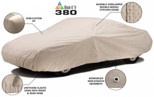 Miscellaneous - Car and Truck Covers
