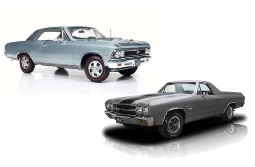 Body  - Chevelle & El Camino