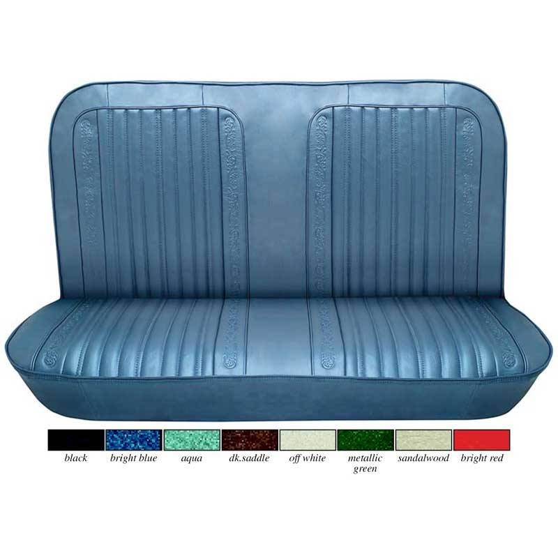 1971 1972 Chevy Truck Standard Bench Seat Upholstery