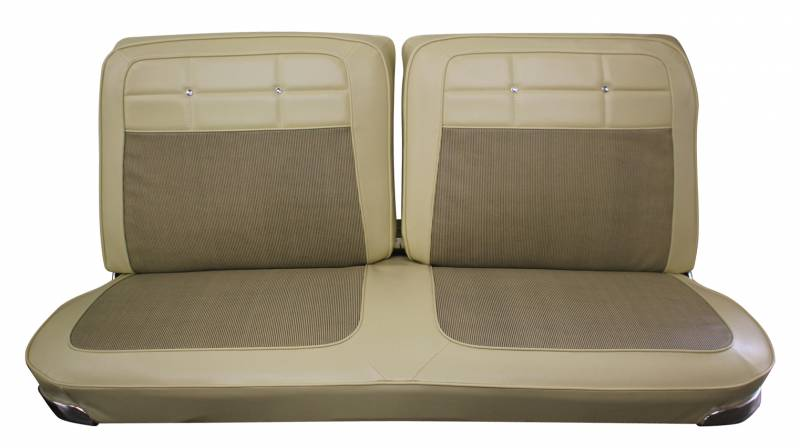 Incredible 1962 Impala Front Rear Bench Seat Upholstery For Coupe Or Machost Co Dining Chair Design Ideas Machostcouk