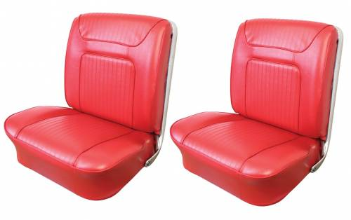 Seat Upholstery - Bucket Seat Upholstery
