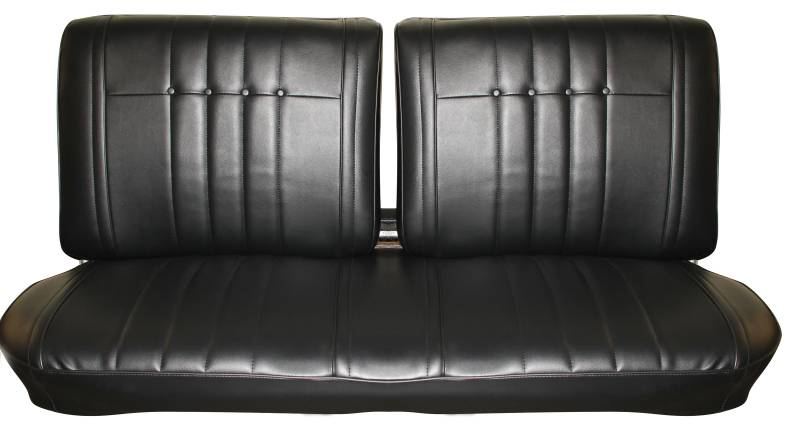 Prime 1966 Impala Front Split Bench Seat Upholstery For Coupe Or Machost Co Dining Chair Design Ideas Machostcouk