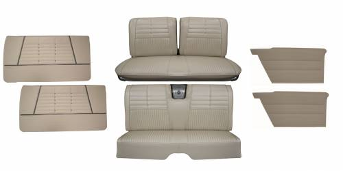 Impala, Bel Air, Caprice Upholstery - Interior Packages