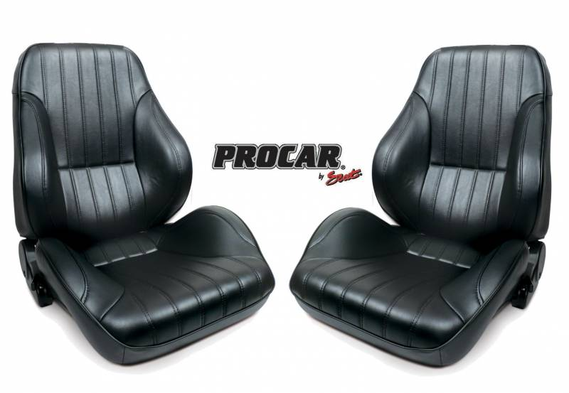 ProCar by Scat 80-1050-51R Rally Low Back Seat
