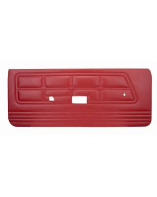 TMI Products - Two-Tone Standard Door Panels for 1971-1973 Mustang All Models
