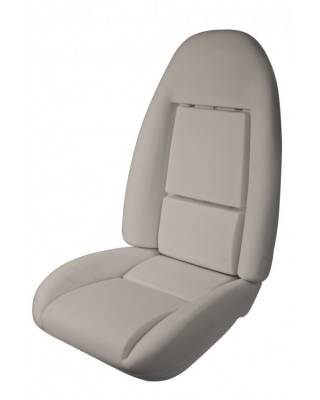 TMI Products - 1971-1981 Camaro Coupe, Convertible Standard or Deluxe Replacement Bucket Seat Foam
