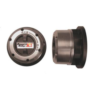 Rugged Ridge - Manual Locking Hub Set for 1987-99 Isuzu Trooper