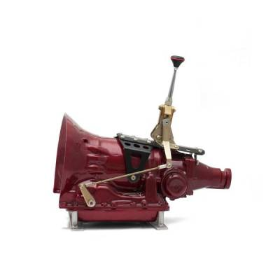 """American Shifter - GM 350 (TH) Single Action 6"""" Straight Arm Automatic Transmission Shifter Kit"""