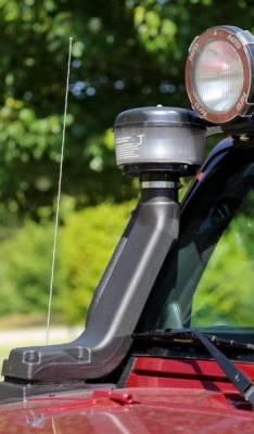 Rugged Ridge - XHD Snorkel with Pre-Filter, 3.6L/3.8L; 07-16 Jeep Wrangler JK
