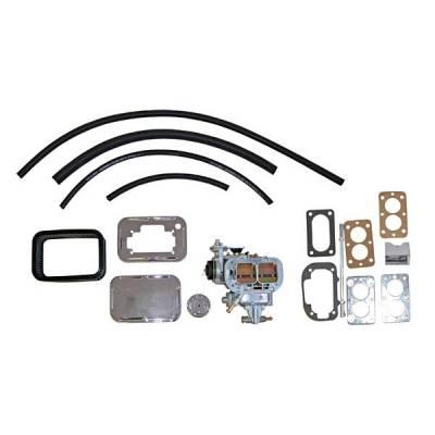 Omix-ADA - EMPI Carburetor, 300CFM; 72-90 Jeep CJ/Wrangler YJ