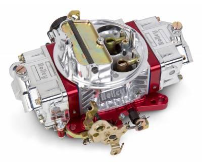 Holley - Holley Ultra Double Pumper Carburetors 0-76650RD