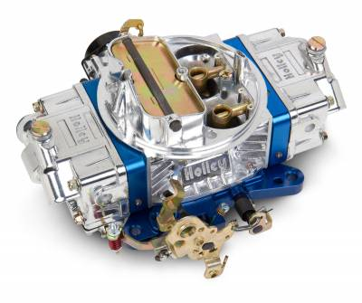 Holley - Holley Ultra Double Pumper Carburetors 0-76650BL