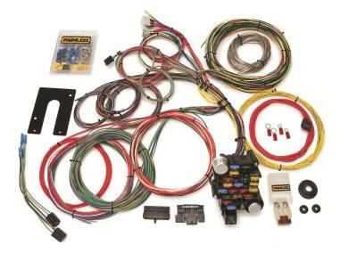Painless Performance - Painless Performance 28-Circuit Universal Harness