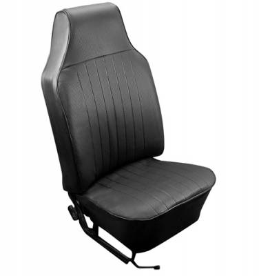 TMI Products - 1968-69 VW Volkswagen Bug Beetle Sedan Slip On Seat Upholstery, Front & Rear Seats