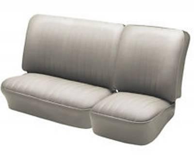 1/3 - 2/3 Split Bench Bus Seat