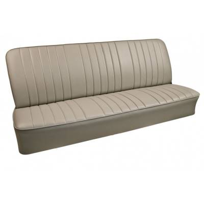 TMI Products - 1950 - 67 VW Volkswagen Bus Full Rear Bench Seat Upholstery