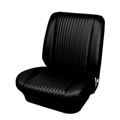 TMI Products - 1964 Chevelle Convertible Front Bucket and Rear Bench Seat Upholstery