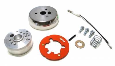 Forever Sharp - Three-hole Billet Steering Wheel Adapter