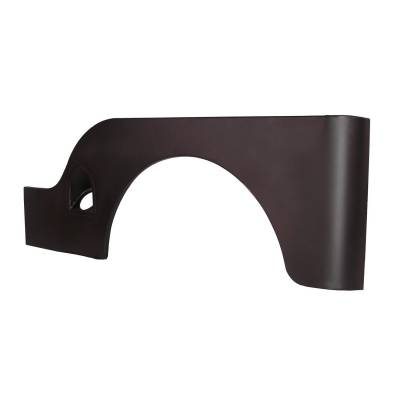 Side Panel,Left; 46-53 Willys CJ2A/CJ3A