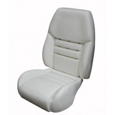 TMI Products - 1994 - 98 Mustang GT/Cobra Foam Seat Pad Set