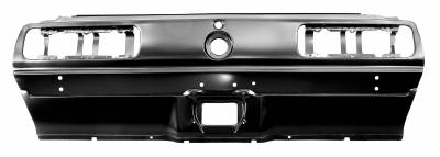 Dynacorn - Replacement Tail Light Panel for 1967 - 1968 Camaro (Standard)