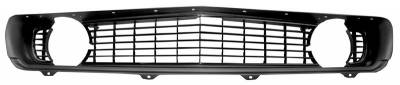 Dynacorn - Replacement Grill for 1969 Camaro - Standard Black