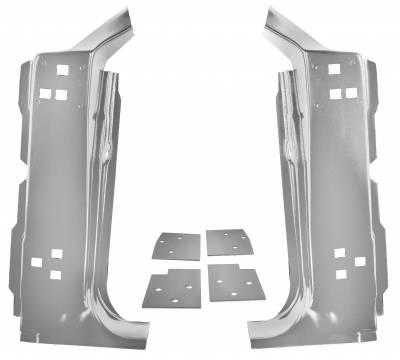 Dynacorn - A Pillar Kit for 1965 - 1966 Mustang