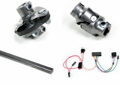 Ididit - Installation Kit - 59-62 Impala - U/S/R/W - 3/4-36