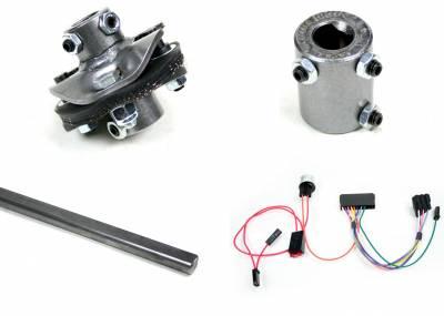 Ididit - Installation Kit - 62 Nova/60-62 GM Truck-C/S/R/W - 3/4-30