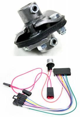 Ididit - Installation Kit - 65-66 Impala Rear Steer RW 3/4-30