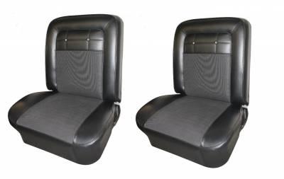 Distinctive Industries - 1962 Impala Std & SS Bucket & Rear Bench Seat Upholstery