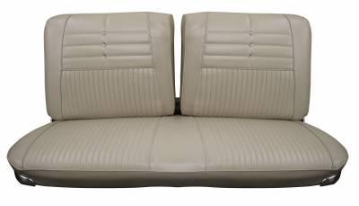 Distinctive Industries - 1964 Impala Standard Front Split Bench Seat Upholstery