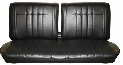 Distinctive Industries - 1965 Impala Front Split-Bench Seat Upholstery