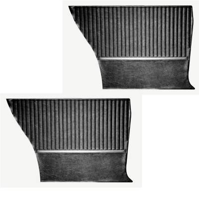 Distinctive Industries - 1964 Chevelle Pre-Assembled Rear Quarter Panels