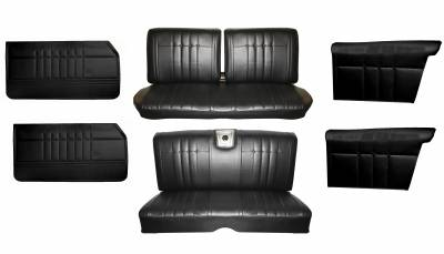 Distinctive Industries - 1965 Impala Standard Bench Seat Upholstery & Panel Package I