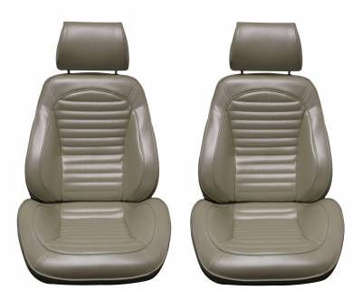 Distinctive Industries - 1965 Mustang Standard Touring II Front Bucket Seats